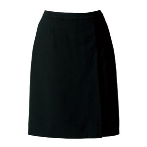 プリーツスカート AS2804−16 ブラック