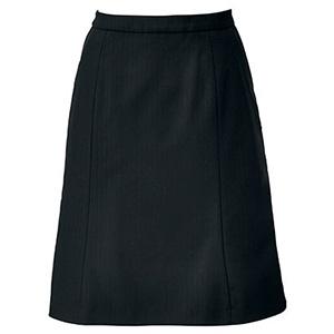 マーメイドスカート AS2298−16 ブラック