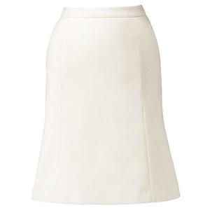マーメイドスカート BCS2101−15 ホワイト