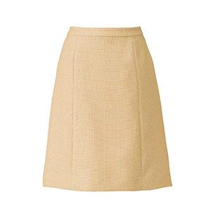 Aラインスカート BCS2105−1 ベージュ