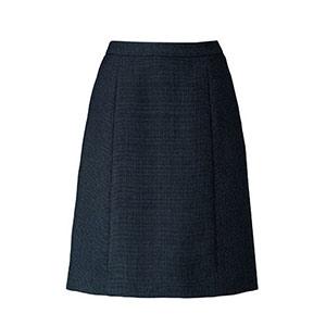 Aラインスカート BCS2105−8 ネイビー