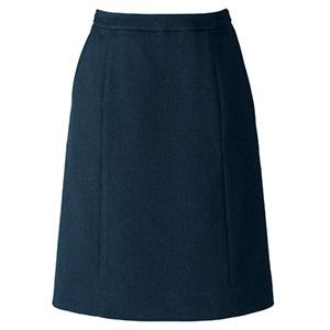 Aラインスカート AS2307−8 ネイビー