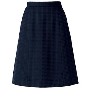 Aラインスカート BCS2109−8 ネイビー
