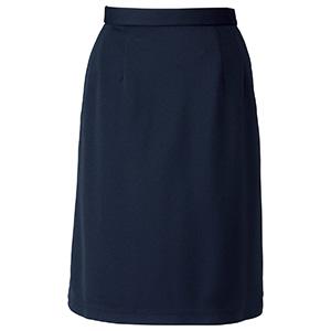セミタイトスカート AS2311−8 ネイビー