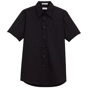 メンズ半袖シャツ FB5004M−16 ブラック