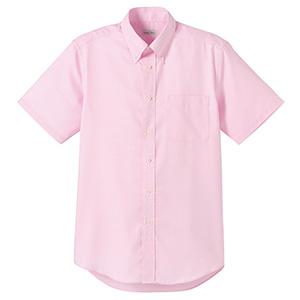 メンズ 半袖シャツ FB5016M−9 ピンク