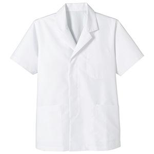 メンズ 半袖 和コート FJ0004M−15 ホワイト
