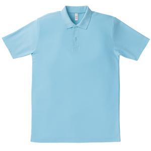 イベントポロシャツ MS3108−6 サックス
