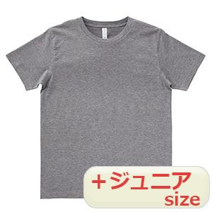 5.3オンス ユーロTシャツ MS1141−2 杢グレー