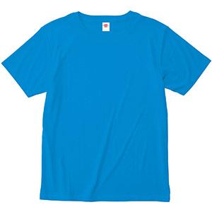 5.6オンスハイブリッドTシャツ MS1147−907 ヴィクトリーブルー