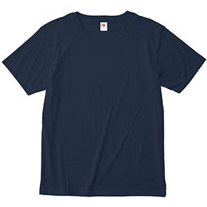 5.6オンスハイブリッドTシャツ MS1147−8 ネイビー