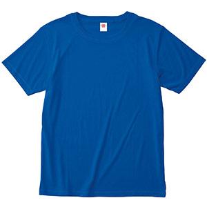 5.6オンスハイブリッドTシャツ MS1147−7 ロイヤルブルー