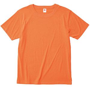 5.6オンスハイブリッドTシャツ MS1147−43 ネオンオレンジ