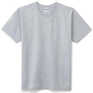 10.2オンススーパーヘビーウェイトTシャツ MS1150−2 杢グレー
