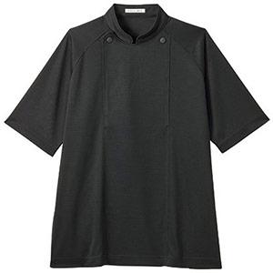 ユニセックス ニットコックシャツ FB4550U−16 ブラック