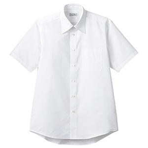 ユニセックス半袖シャツ FB4562U−15 ホワイト