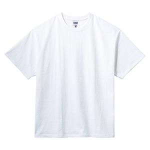 7.1オンス ビッグシルエットTシャツ MS1155−15 ホワイト