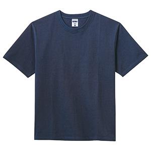 10.2オンス スーパーヘビーウエイトTシャツ MS1156−8 ネイビー