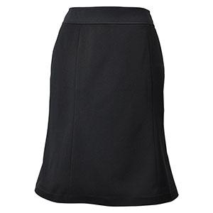 Flexy マーメイドスカート LS2736−16 ブラック (5〜21号)