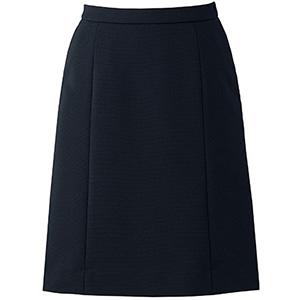Aラインスカート BCS2701−8 ネイビー