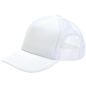 アメリカンキャップ MC6615−15 ホワイト