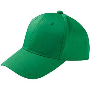 リーズナブルキャップ MC6617−4 グリーン