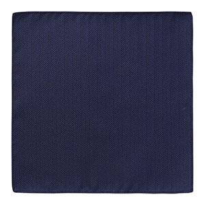 ポケットチーフ FA9454−8 ネイビー