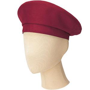 ベレー帽 FA9673−3 レッド