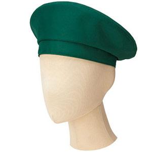 ベレー帽 FA9673−4 グリーン