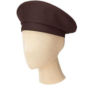 ベレー帽 FA9673−5 ブラウン