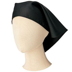 三角巾 FA9463−16 ブラック