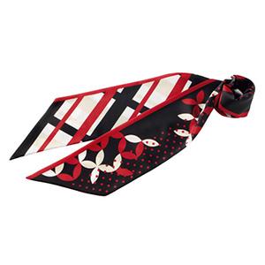 スカーフ BCA9110−3 レッド