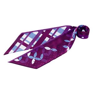 スカーフ BCA9110−14 パープル