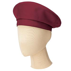 ベレー帽 FA9673−23 ワイン