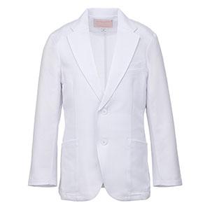 メンズ ドクタージャケット (シングル) 1011TW−1 ホワイト