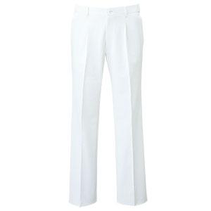 ストレートパンツ 男性 5010CR−1 ホワイト