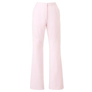 ナースウェア ブーツカットパンツ HI300−3 ピンク