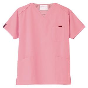 スクラブ 男女兼用 7000SC−3 ピンク