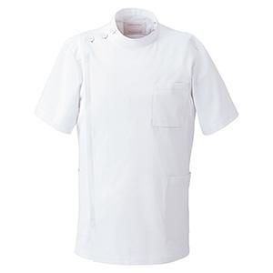 ケーシー 半袖 男子上衣 1010CR−1 ホワイト
