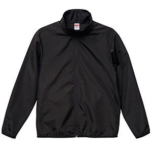 マイクロリップストップ スタッフ ジャケット (一重) 7061−01 002 ブラック