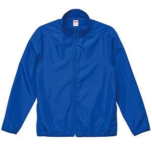 マイクロリップストップ スタッフ ジャケット (一重) 7061−01 084 コバルトブルー