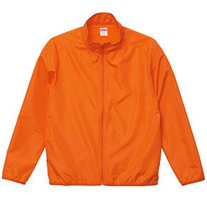マイクロリップストップ スタッフ ジャケット (一重) 7061−01 064 オレンジ
