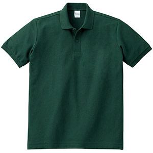 T/Cポロシャツ ポケット無し 00141−NVP 131 フォレスト SS〜LL