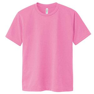 ドライTシャツ 00300−ACT 011 ピンク SS〜5L