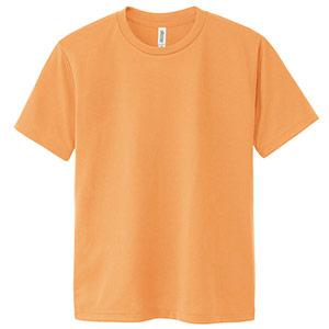 ドライTシャツ 00300−ACT 189 ライトオレンジ SS〜5L