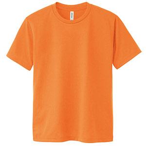 ドライTシャツ 00300−ACT 015 オレンジ SS〜5L