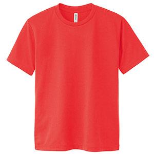 ドライTシャツ 00300−ACT 048 蛍光オレンジ