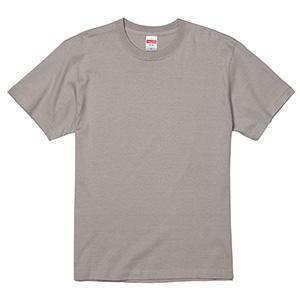 5.6oz ハイクオリティーTシャツ 5001−01 010 ライトグレー