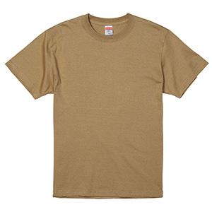 5.6oz ハイクオリティーTシャツ 5001−01 537 サンドカーキ