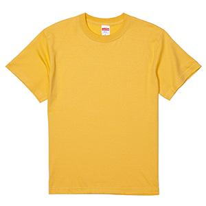 5.6oz ハイクオリティーTシャツ 5001−01 369 バナナ